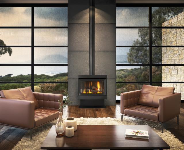canterbury freestanding fireplace