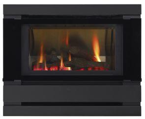 Elwood Powerflue Gas Fireplace