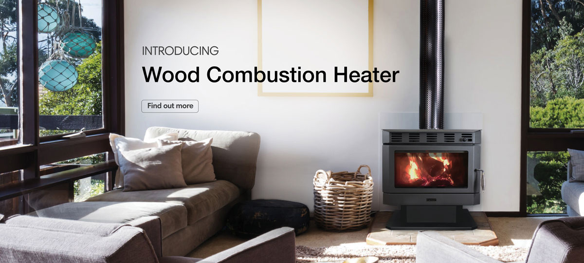 Cannon Wood Combustion Heater